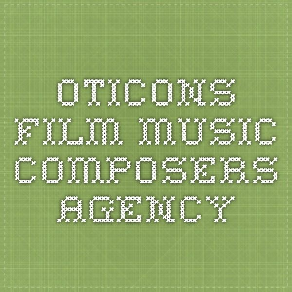 Oticons - Film Music Composers Agency
