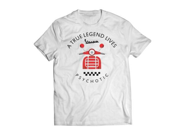A true legend lives #design #vespa #vector // sold