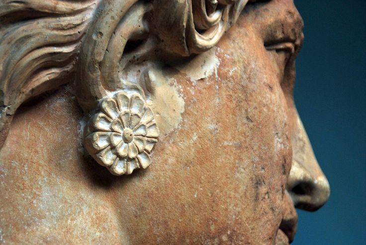 Elefsis, Greece, Statures, Old Gods, Religion