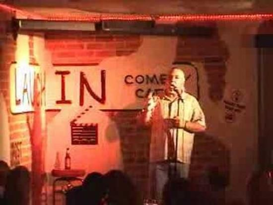 Unknown-Laugh in Comedy Cafe