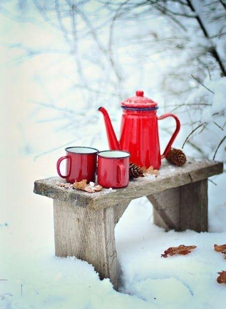 Was für eine wundervolle Kaffeepause  :-)