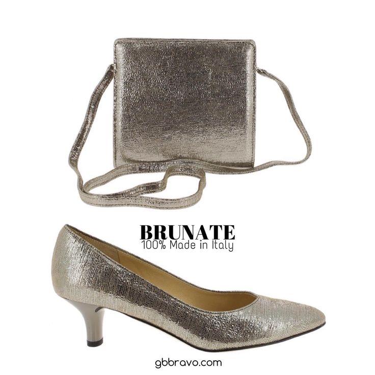 Se acercan las comuniones, es el momento de lucir vuestras mejores galas. Brunate os lo pone fácil con este conjunto  Ver Zapatos ➧ http://bit.ly/Zapato50487 Ver Bolso ➧ http://bit.ly/BolsoST144 #gbbravo #primavera16