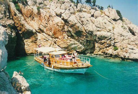 Boat Cruise Fethiye-Kekova-Fethiye 8 Days 7 Nights