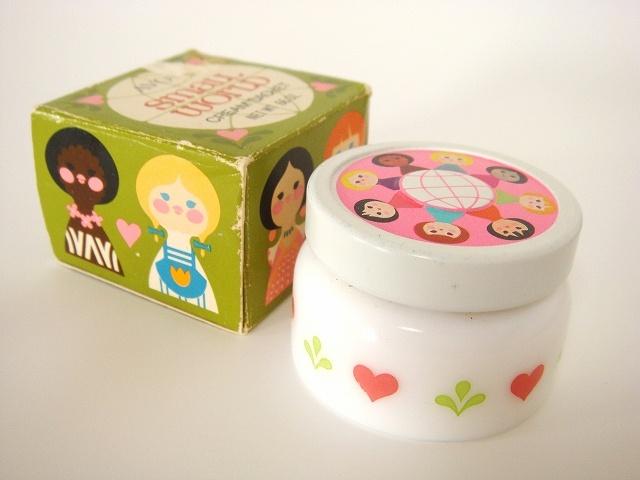 Avon small world cream