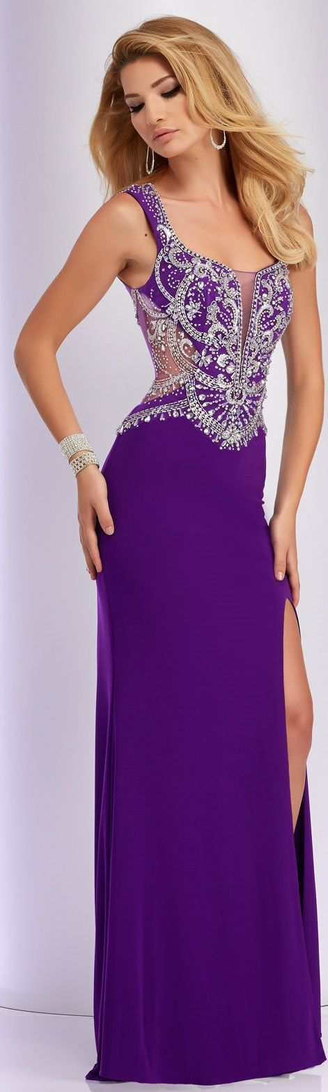 Clarisse Prom Dress 2808