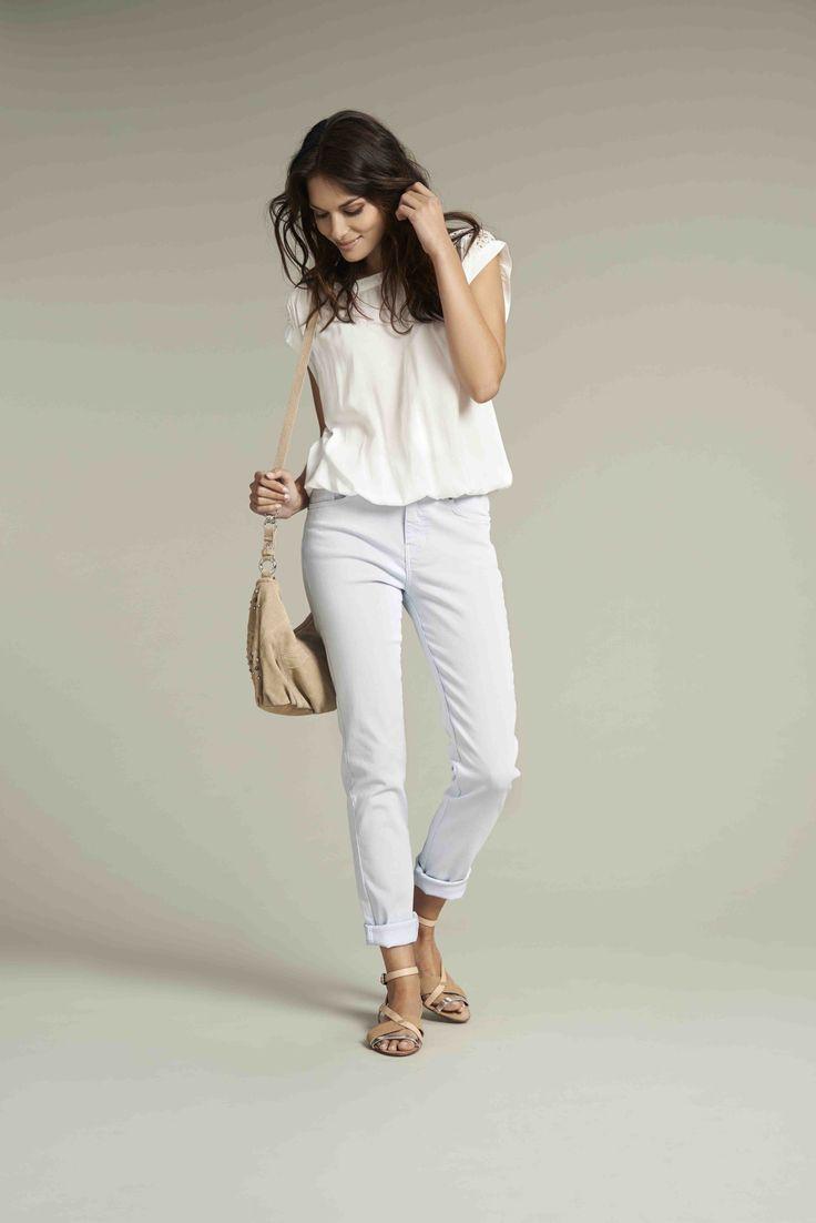 Soyaconcept - shirt - top - jeans - bag