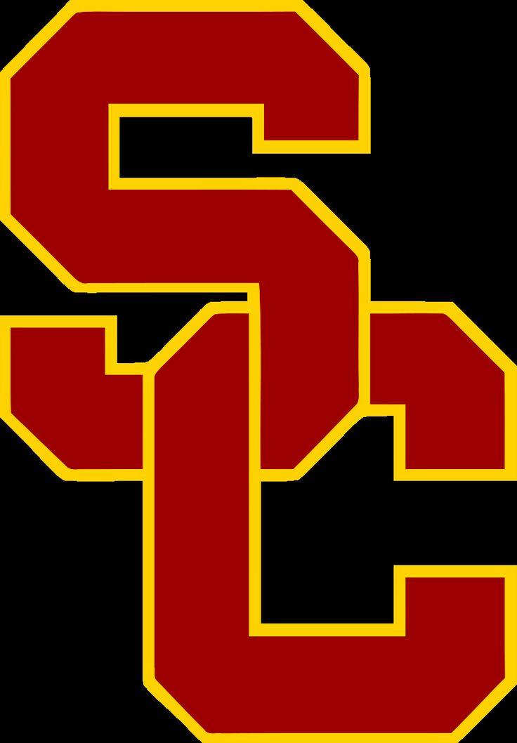 Usc Trojans Tattoo in 2020   College football logos, Usc ...