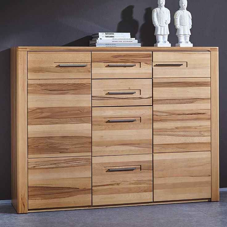 Die besten 25 highboard kernbuche ideen auf pinterest for Highboard 50 cm tief
