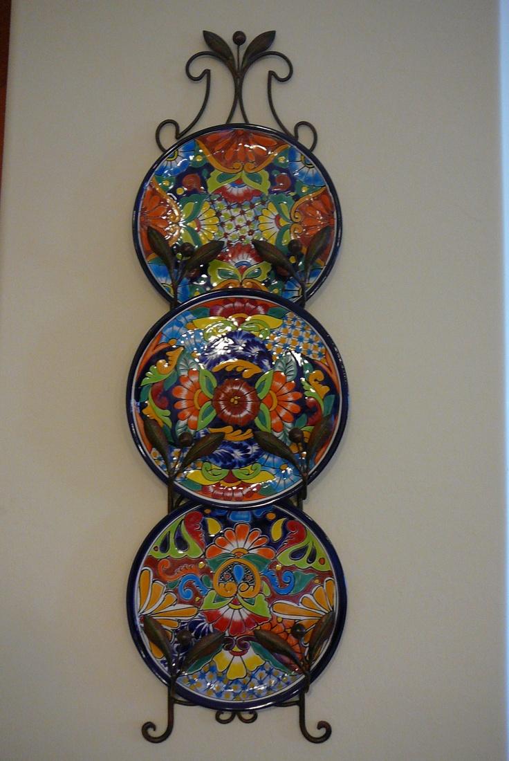 Talavera ceramic birdbaths eclectic bird baths phoenix by - Talavera Plate Collection