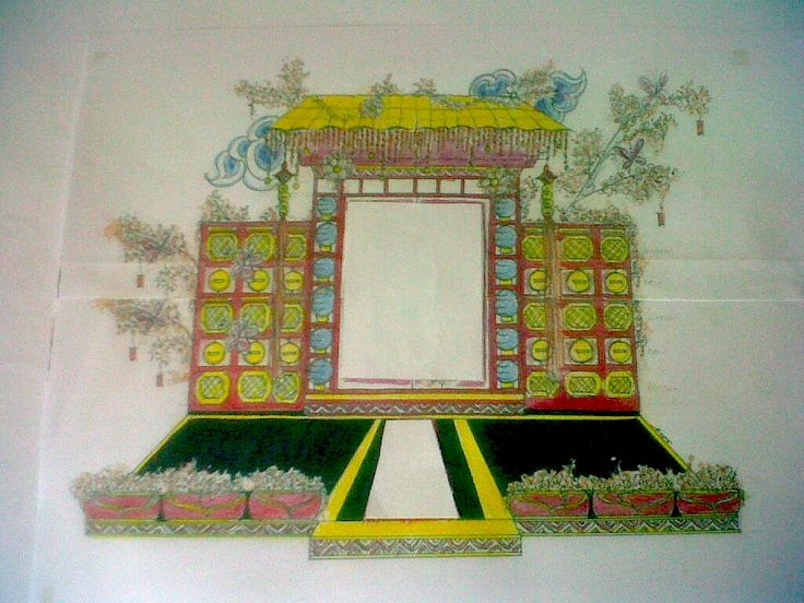 another version of CNY common stage