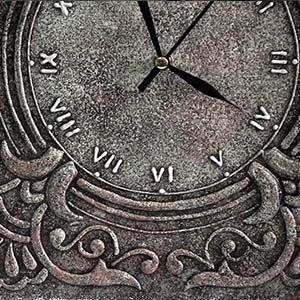 """""""Часы в технике объемной росписи"""" трое часов в одном мастер-классе - Foreven"""