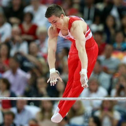 Sam Oldham (Gymnastics TEAM GB)