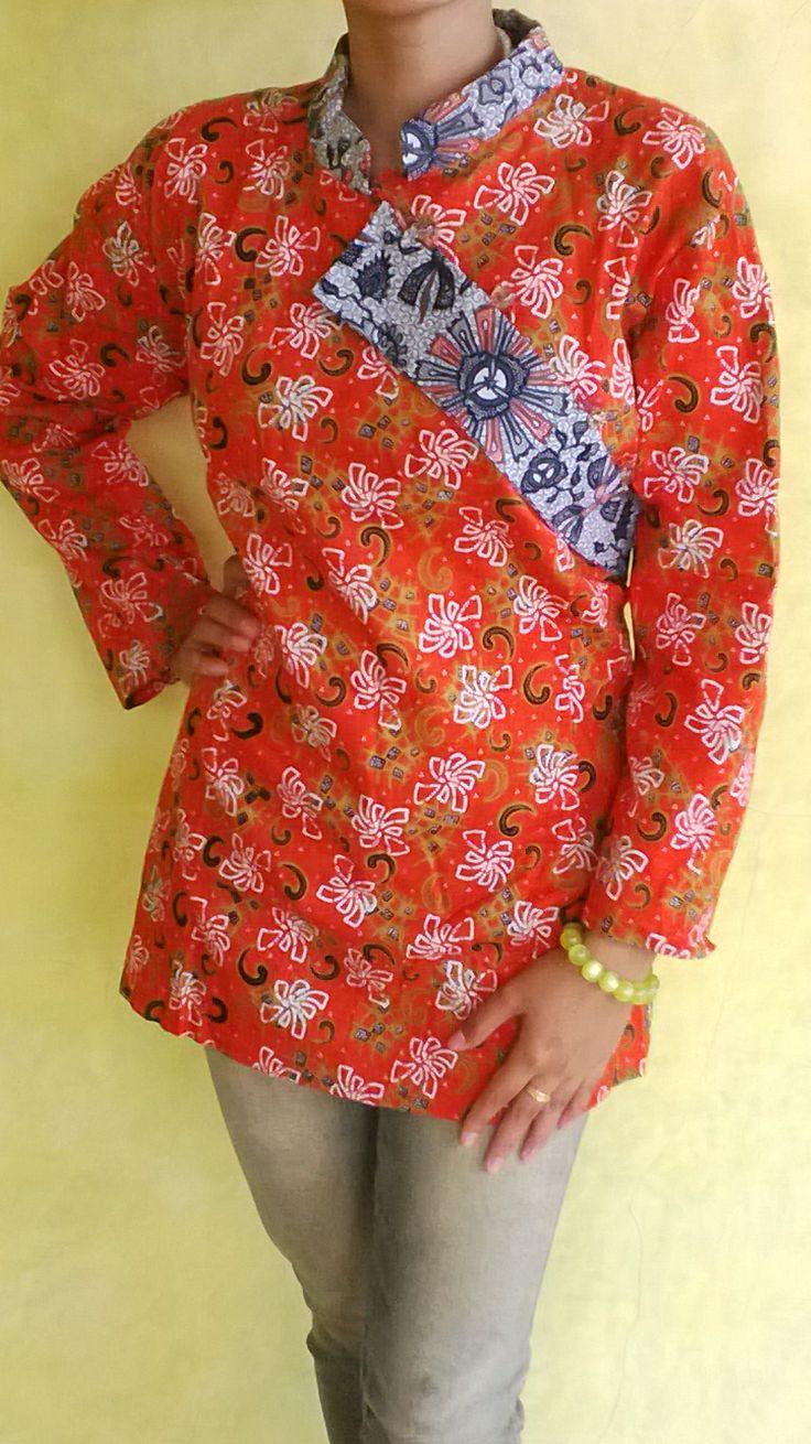 batik kerja modis-batik kantor type ashadewi  HARGA: Rp. 83.000 kode: ASHADEWI  lingkar dada : 92 cm panjang baju : 62 cm lingkar lengan : 28 cm panjang lengan : 50 cm  BM: 297d744f hp ;085642578411 ym: heru0387 info:http://viebatikdistro.com/batik-kerja-modis-batik-kantor-type-ashadewi/