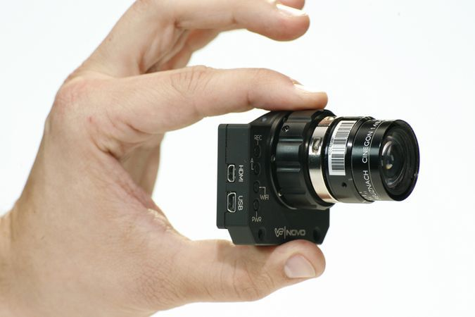 The Novo Digital Cinema Camera by Radiant Images http://coolpile.com/gadgets-magazine/the-novo-digital-cinema-camera-by-radiant-images/ via CoolPile.com - $295+ -  Action Camera, Aluminum, Cameras, Cool, Gifts For Her, Gifts For Him, GoPro, HD, Photo, Video Recorder, WiFi