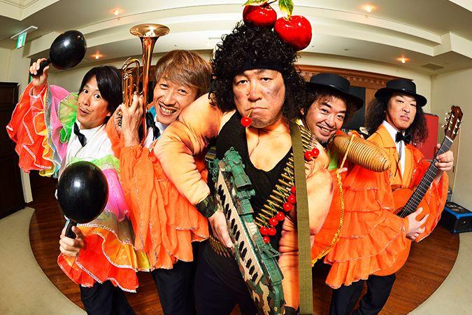 邦楽 ユニコーン アルバム『ゅ 13-14』完成! 世界最速メンバー全員集合インタビュー!   特集   RO69(アールオーロック) - ロッキング・オンの音楽情報サイト