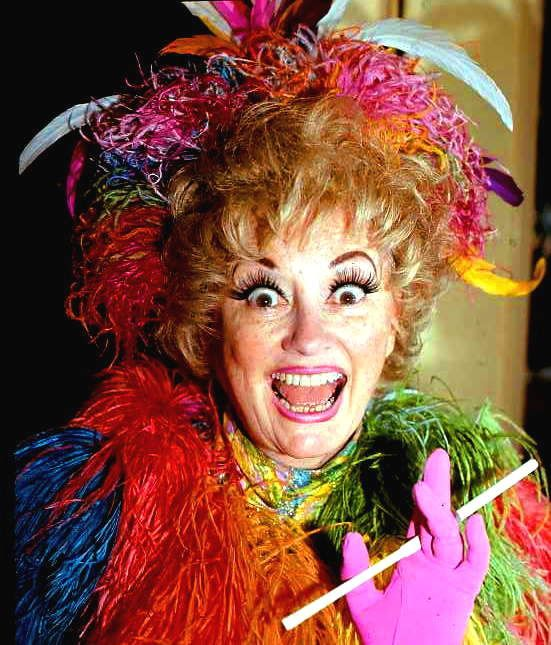 phyllis diller | PHYLLIS DILLER is still out there doing public appearances and a few ...