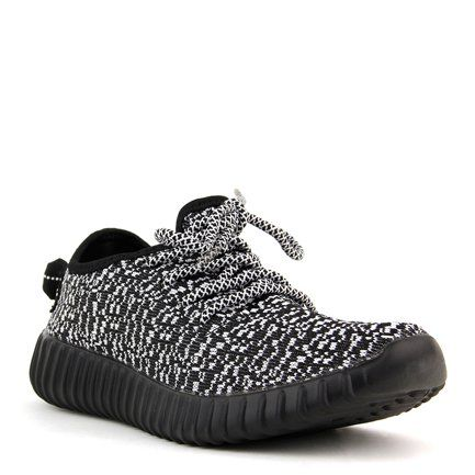 DYNAMITE   BLACK   8   Novo Shoes
