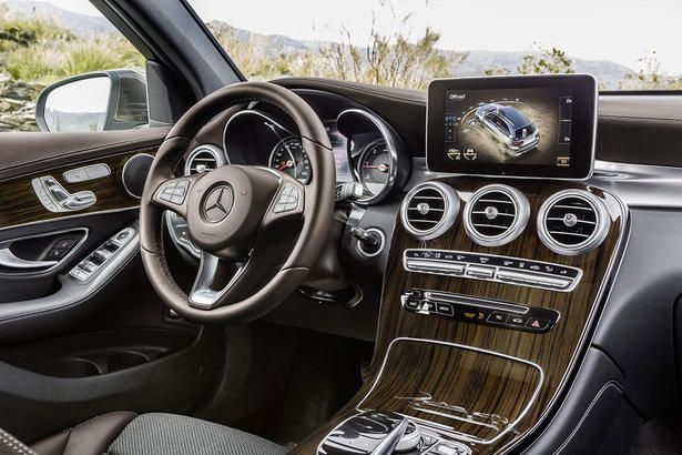 Mercedes Glc Price Specs Equipment With Images Mercedes Glk