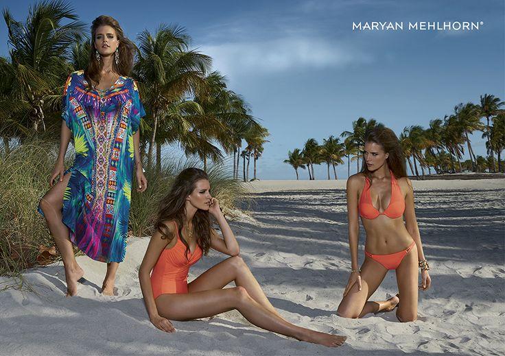 #MaryanMehlhorn Spring Summer collection 2016 #beachwear #costumidabagno #beachfashion #beachstyle #bikini #costumeintero #copricostume #pareo #modamare #fashion #ss16