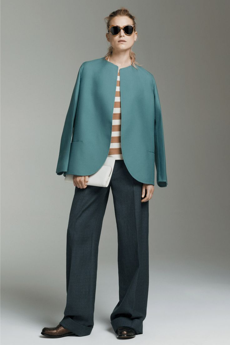 Agnona Resort 2015 - Collection - Gallery - Look 1 - Style.com