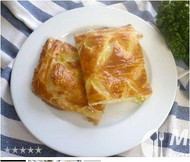 Pórkovo-sýrový flamiche: http://www.milujivareni.cz/recepty/39813-porkovo-syrovy-flamiche/
