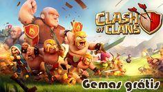 Clash of Clans dicas de gemas gratis #clashofclans #clashofclanshack #clashofclanscheats #clashofclansbr