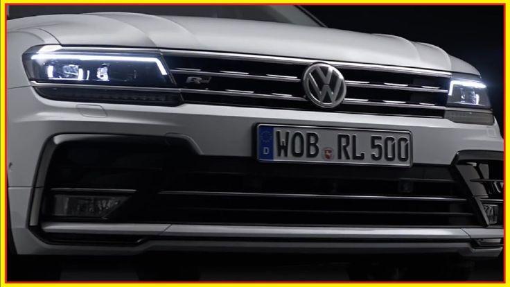 2016 Volkswagen Tiguan R Line Exterior and Interior