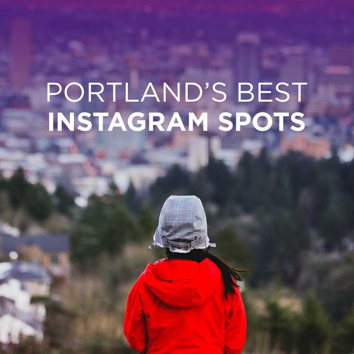 Don't miss out on these awesome Instagram spots if you're visiting Portland. Here are the 25 Most Popular Spots to Instagram Portland Oregon
