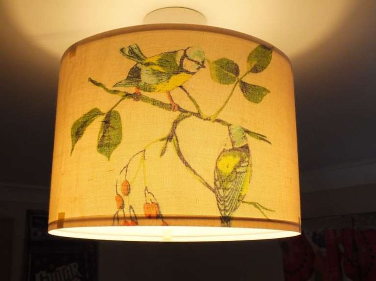 Idee fai da te per decorare un paralume (Foto 21/40) | Donna