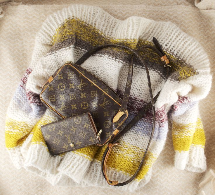 Louis Vuitton and Line Langmo in perfect harmony.