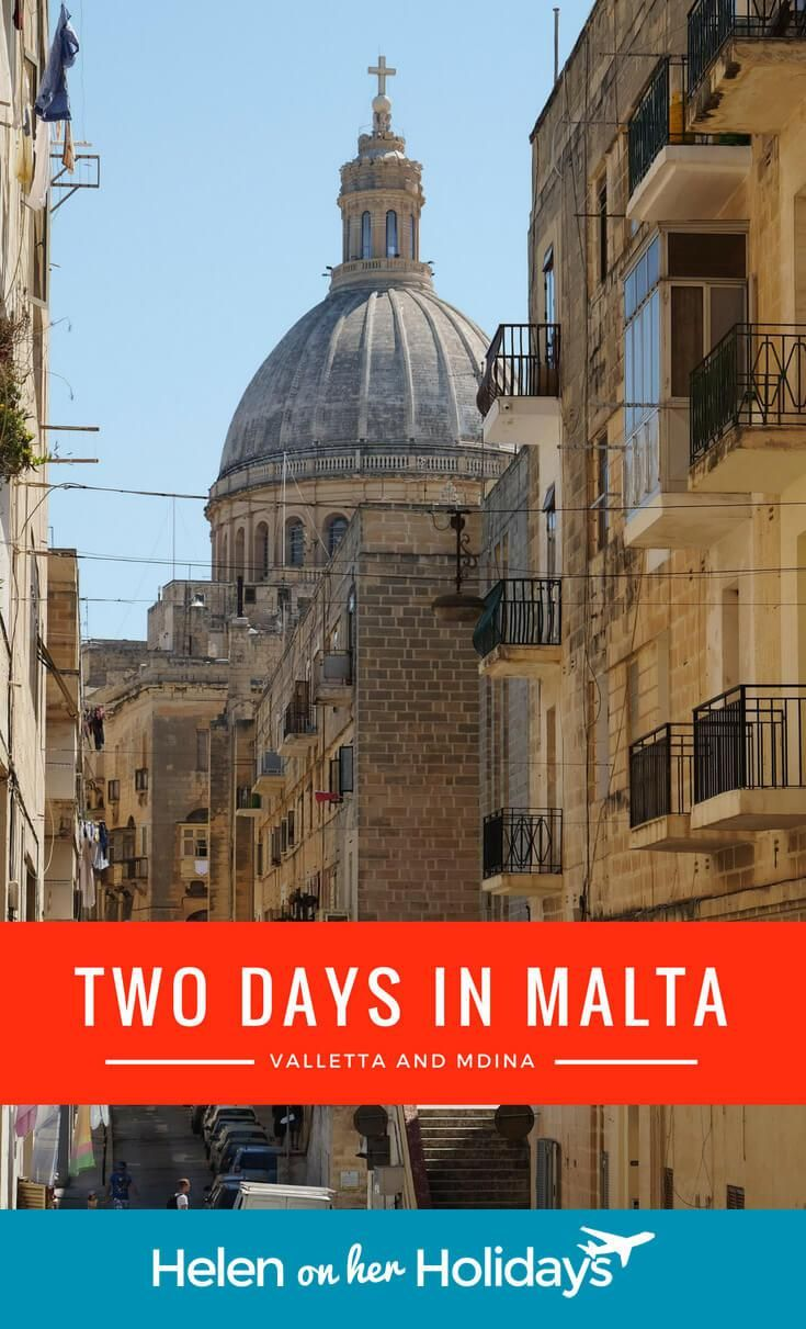 What to see and do in Valletta and Mdina in two days. Let's go on a whistle-stop 48-hour visit to the Mediterranean island of Malta.