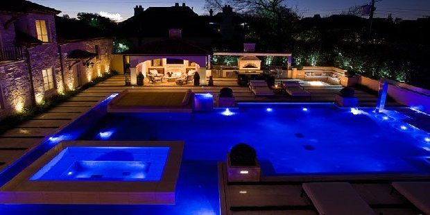 Backyard Pool Landscape Designs