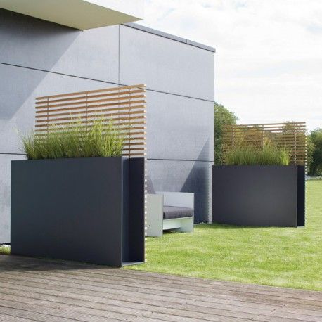 conmoto sotomon pflanzgef mit rankgitter rankgitter. Black Bedroom Furniture Sets. Home Design Ideas