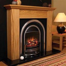 Flamerite Fires Austen Electric Fireplace Suite