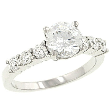 36 best Engagement Ring Ideas images on Pinterest Beautiful rings