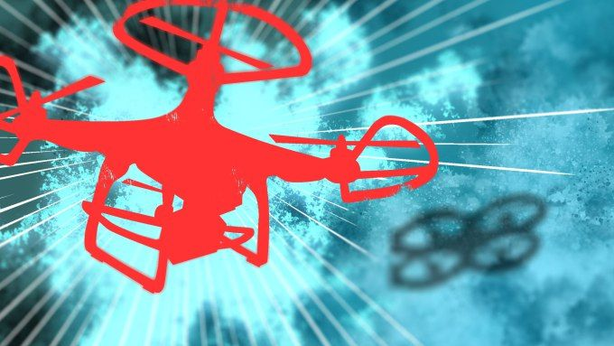 The drone race is off and running with Israel in the lead