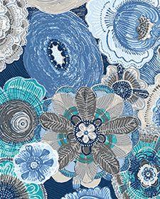 Kerniliina Coranthe, sininen