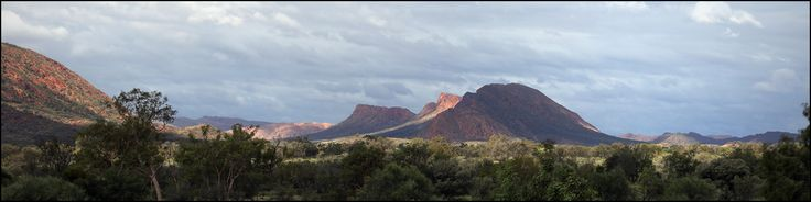 East Macdonnell Ranges, Undoolya, New Year's Day 2016