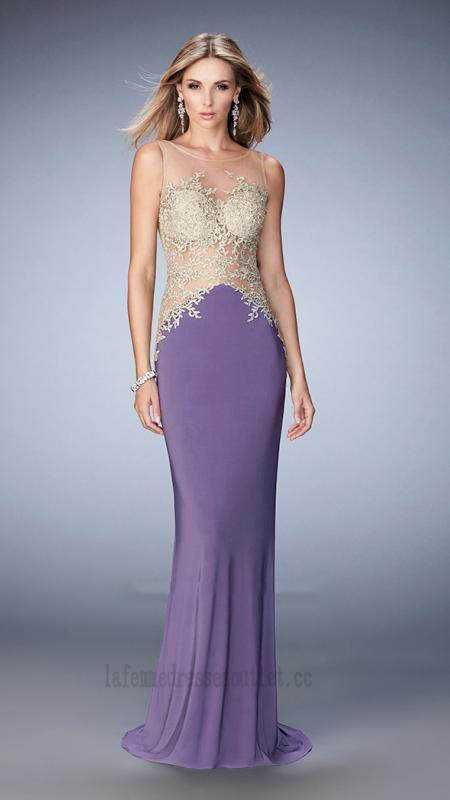 116 best la femme prom dresses images on Pinterest | Party wear ...