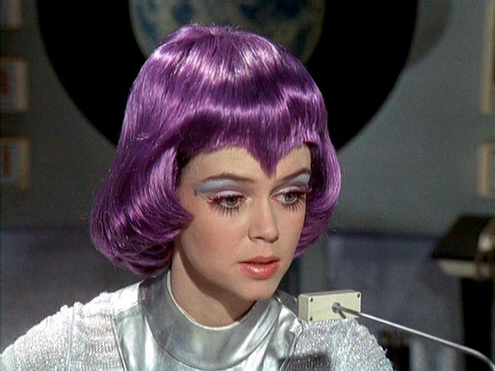 SHADO • UFO TV Movie series 1970 • Gay Ellis • Gabrielle