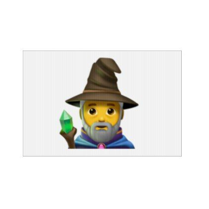#Man Mage - Emoji Sign - #emoji #emojis #smiley #smilies