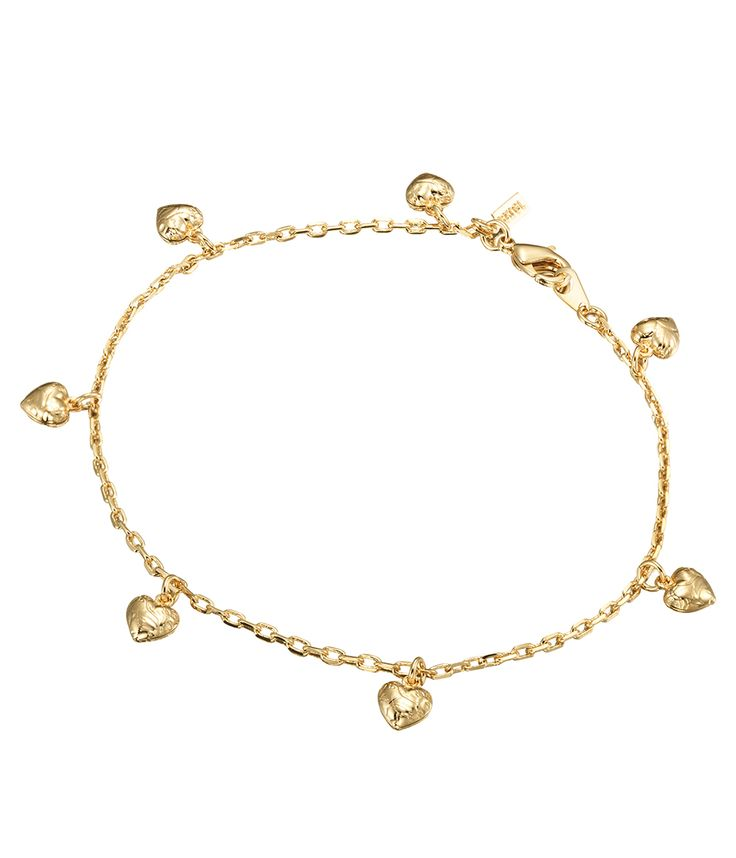 All Heart Anklet - AG0047 - $149 AUD