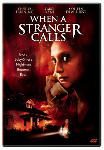 When a Stranger Calls (1979) - Carol Kane is one of my favorite actresses, but when I first saw this movie in the theater when I was a kid, it freaked me out