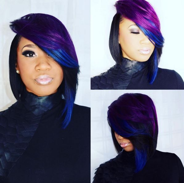 Prime 1000 Images About Relaxed Hairstyles On Pinterest Relaxed Hairstyle Inspiration Daily Dogsangcom
