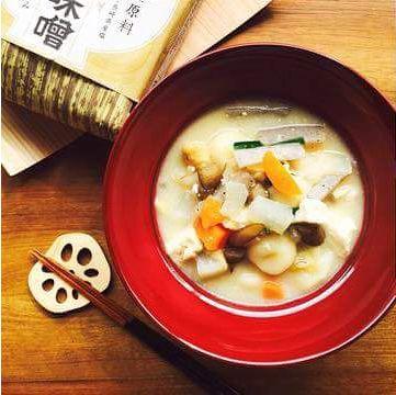 あったか具だくさんスープ。 Fudanシリーズ_はなはちLサイズ銀朱色   http://j-cocomo.jp