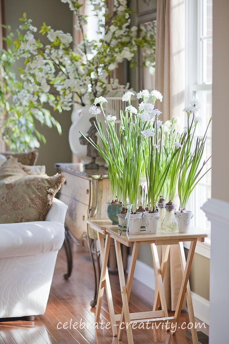 Diseño de Interiores Sia York Yorkshire Seda Flores Accesorios para el hogar ideas de decoración de casa ()