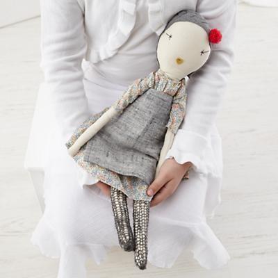 //: Clothing Dolls, Kids Stuff, Dolls Softies Toys, Dolls Soft Toys, Dolls Jessbrown Dotty 493, Dollssoft Toys, Brown Dolls, Jesse Brown, Art Dolls
