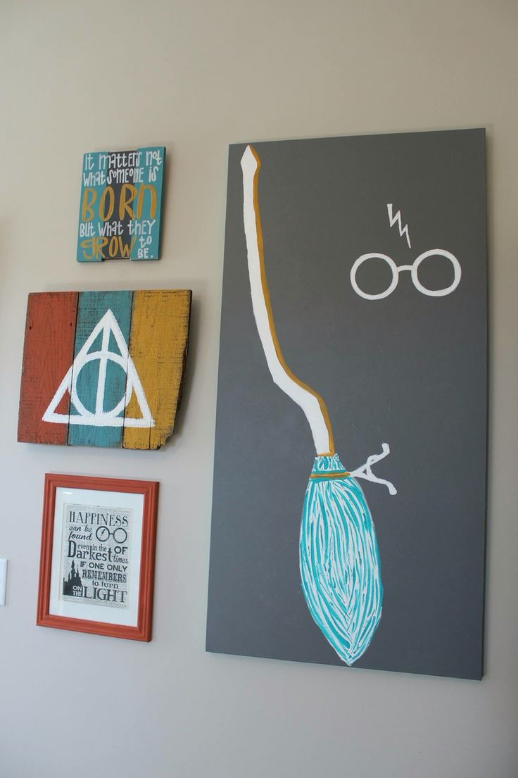 Harry Potter Nursery                                                                                                                                                     More