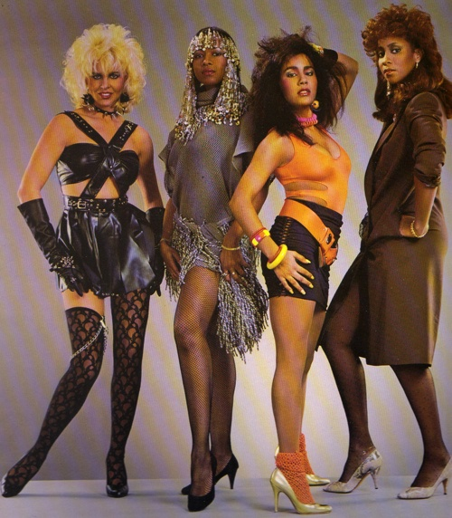 """The Mary Jane Girls were an American R and B, soul, funk and disco group in the 1980s. They were protégées of singer Rick James. They are known for their hit songs """"In My House"""" """"All Night Long"""", and """"Candy Man"""""""