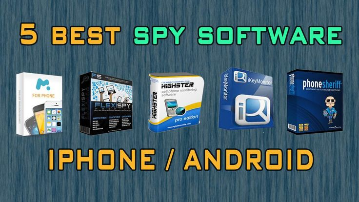 5 BEST PHONE SPY APP FOR IPHONE AND ANDROID - FEATURED IMAGE